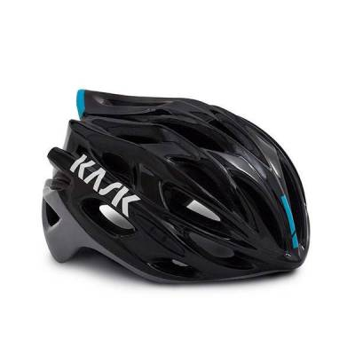 KASK Mojito X Black/Light Blue